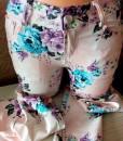 Lillelised püksid