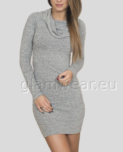 8e40e394aa4 Kena pikkade käistega mugav kootud kleit - Naisteriided | e-pood ...