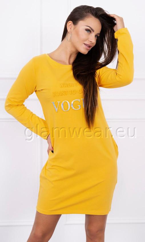 8d29c64a668 Super mugav pikkade käistega taskutega vabaaja kleit - Naisteriided ...